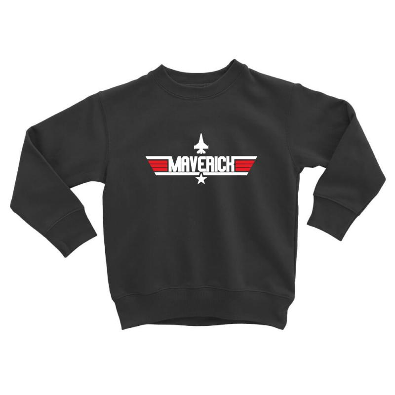Maverick Toddler Sweatshirt | Artistshot