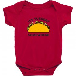 taco tuesday Baby Bodysuit | Artistshot