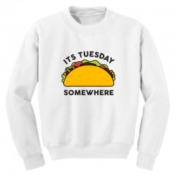 taco tuesday Youth Sweatshirt | Artistshot