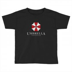 umbrella coporation Toddler T-shirt | Artistshot