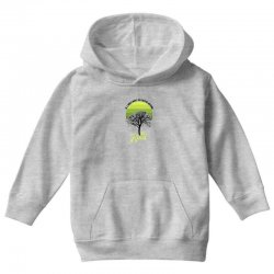 in a world where you could be anything be kind for light Youth Hoodie | Artistshot