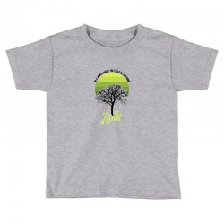 in a world where you could be anything be kind for light Toddler T-shirt | Artistshot