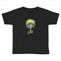 in a world where you could be anything be kind for dark Toddler T-shirt | Artistshot