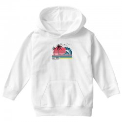 california the perfect wave for light Youth Hoodie | Artistshot