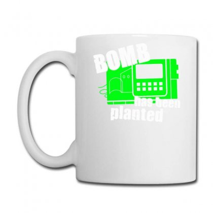 Bomb Has Been Planted Coffee Mug Designed By Erni