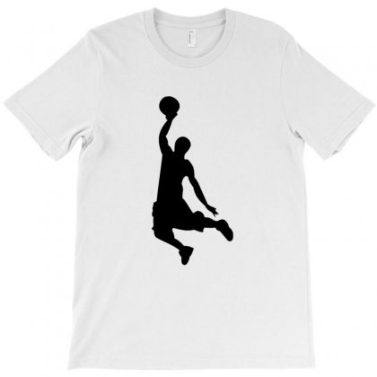 Basketball Player T-shirt Designed By Acoy