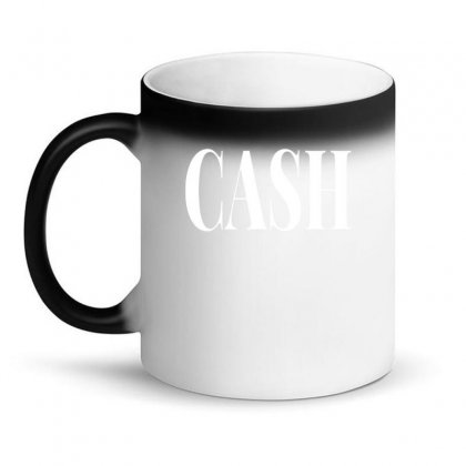 Cash Magic Mug Designed By Acoy