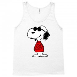 Snoopy joe cool glasses Tank Top | Artistshot