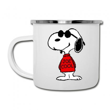 Snoopy Joe Cool Glasses Camper Cup Designed By Roxanne