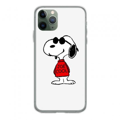 Snoopy Joe Cool Glasses Iphone 11 Pro Case Designed By Roxanne