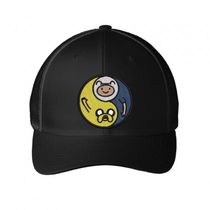 Friendship Embroidered Mesh Cap Designed By Madhatter