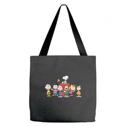 Snoopy Family Tote Bags Designed By Roxanne