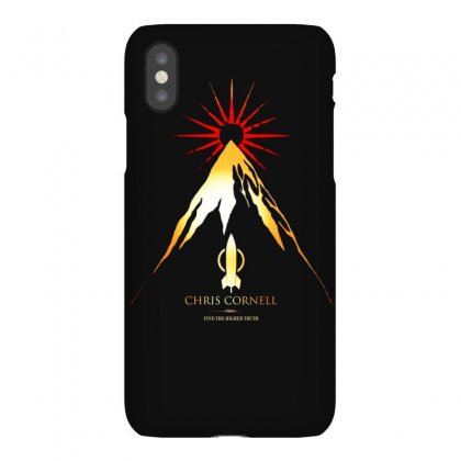New Chris Cornell Tour 2016 Iphonex Case Designed By Erni