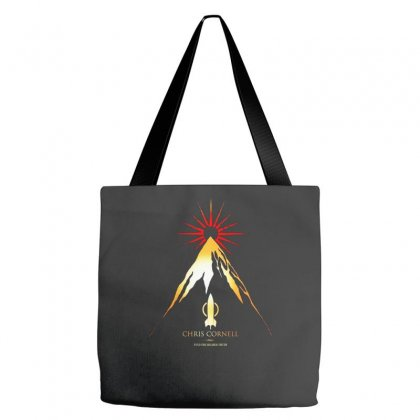 New Chris Cornell Tour 2016 Tote Bags Designed By Erni