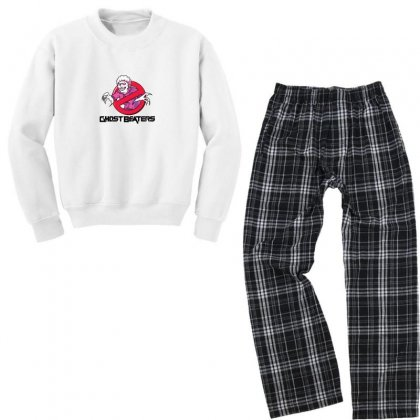 Ghostbeaters Youth Sweatshirt Pajama Set Designed By As99