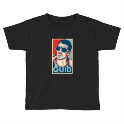 Johnny Quid Toddler T-shirt Designed By Sr88