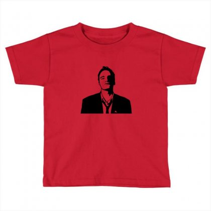 Tarantino Toddler T-shirt Designed By Sr88