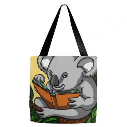 Help Koalas Conservation Tote Bags Designed By Oktaviany