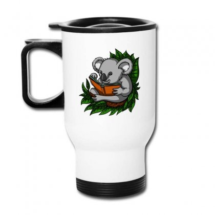 Help Koalas Conservation Travel Mug Designed By Oktaviany