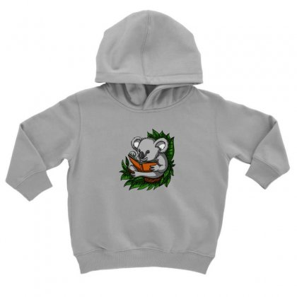 Help Koalas Conservation Toddler Hoodie Designed By Oktaviany
