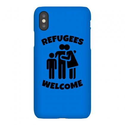 Hias My People Were Refugees Too Iphonex Case Designed By Oktaviany