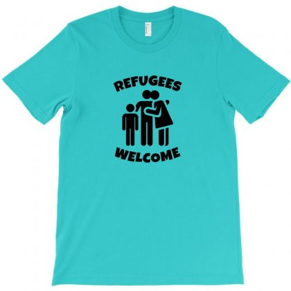 Hias My People Were Refugees Too T-shirt Designed By Oktaviany