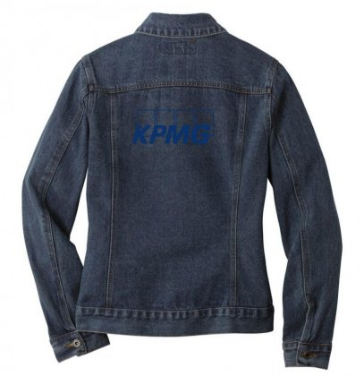 Consulting Ladies Denim Jacket Designed By Oktaviany