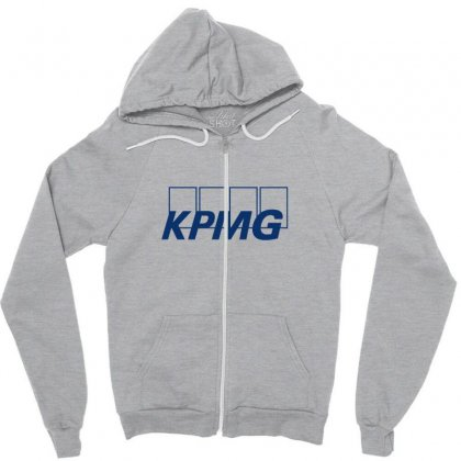Consulting Zipper Hoodie Designed By Oktaviany