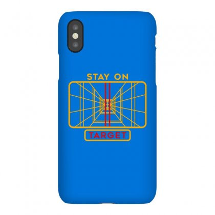 Stay On Target 1977 Targeting Computer Iphonex Case Designed By Oktaviany