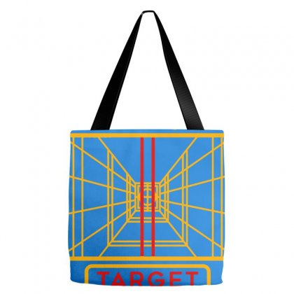 Stay On Target 1977 Targeting Computer Tote Bags Designed By Oktaviany