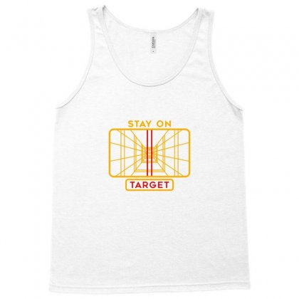 Stay On Target 1977 Targeting Computer Tank Top Designed By Oktaviany