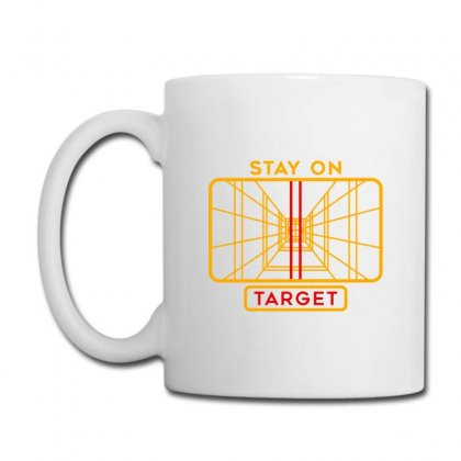 Stay On Target 1977 Targeting Computer Coffee Mug Designed By Oktaviany