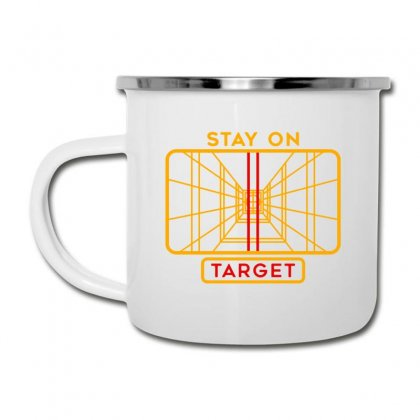 Stay On Target 1977 Targeting Computer Camper Cup Designed By Oktaviany