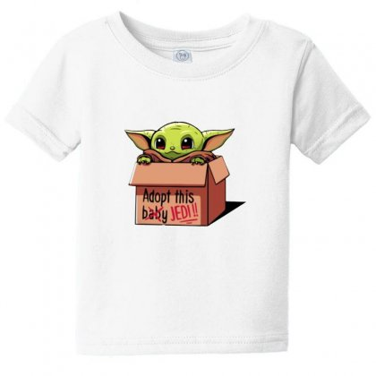 The Baby Force Baby Tee Designed By Oktaviany