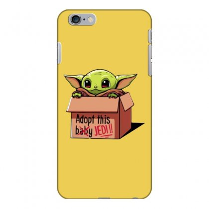 The Baby Force Iphone 6 Plus/6s Plus Case Designed By Oktaviany