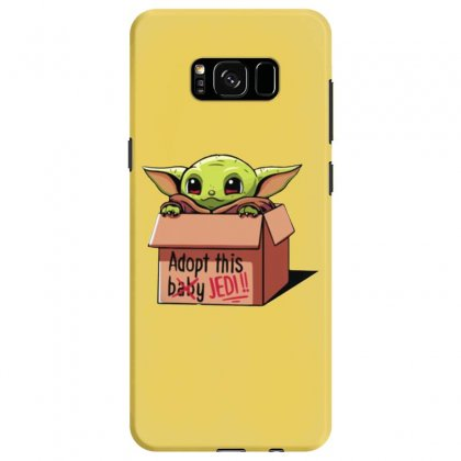 The Baby Force Samsung Galaxy S8 Case Designed By Oktaviany