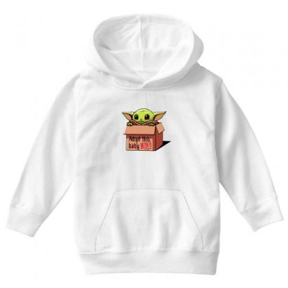 The Baby Force Youth Hoodie Designed By Oktaviany