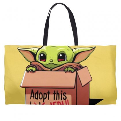 The Baby Force Weekender Totes Designed By Oktaviany