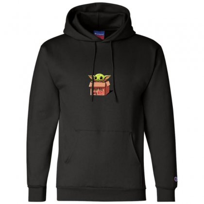 The Baby Force Champion Hoodie Designed By Oktaviany
