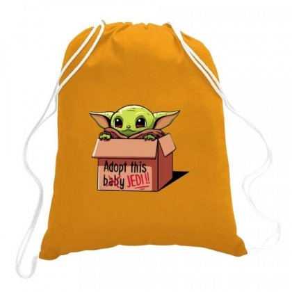 The Baby Force Drawstring Bags Designed By Oktaviany