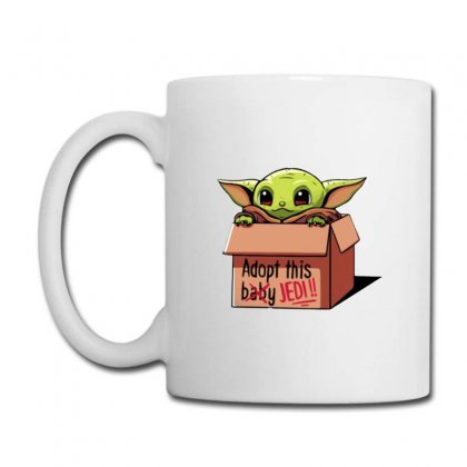 The Baby Force Coffee Mug Designed By Oktaviany