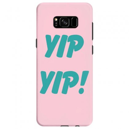 Yip Yip Samsung Galaxy S8 Case Designed By Oktaviany
