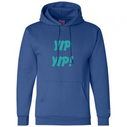 Yip Yip Champion Hoodie Designed By Oktaviany