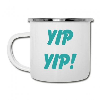 Yip Yip Camper Cup Designed By Oktaviany