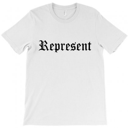 Represent T-shirt Designed By Papa Boutique
