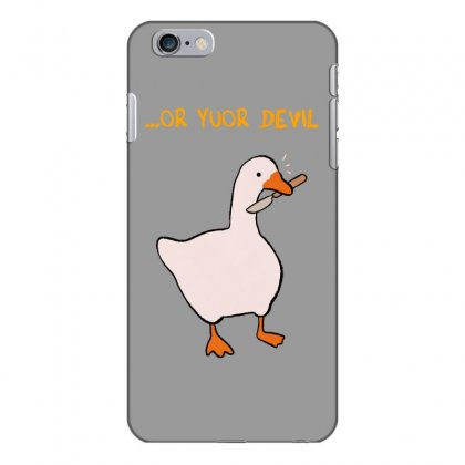 Goose Honk Merch Iphone 6 Plus/6s Plus Case Designed By Oktaviany
