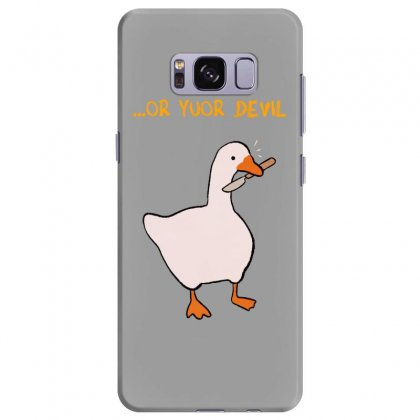 Goose Honk Merch Samsung Galaxy S8 Plus Case Designed By Oktaviany