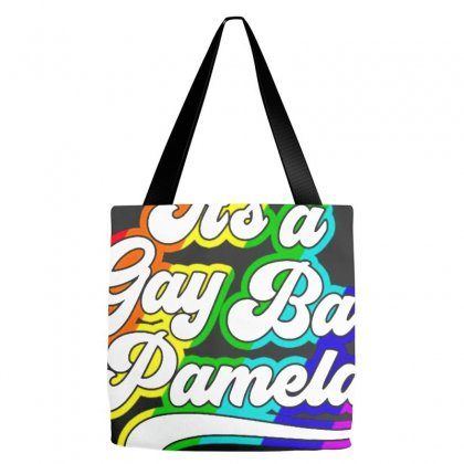 It's A Gay Bar Pamela Lgbt Tote Bags Designed By Oktaviany