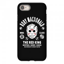 rory macdonald the red king iPhone 8 Case | Artistshot