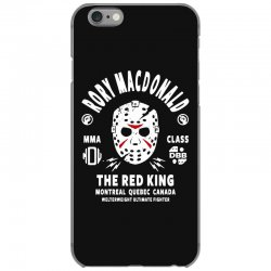 rory macdonald the red king iPhone 6/6s Case | Artistshot
